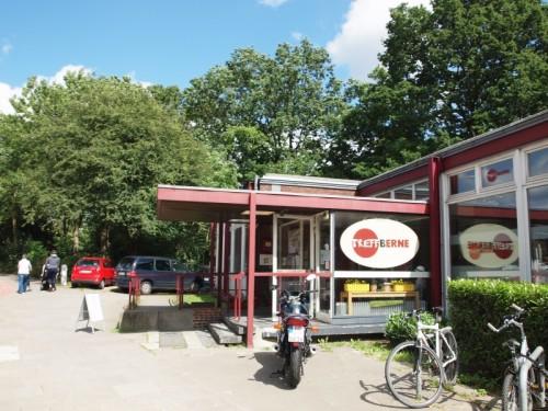 Eingang Treff Berne im Berner Heerweg 366